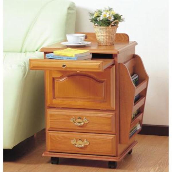 ナイトテーブル サイドテーブル キャスター ベッドサイドやリビングに最適なテーブルワゴン!! インテリア 収納家具 ワゴン