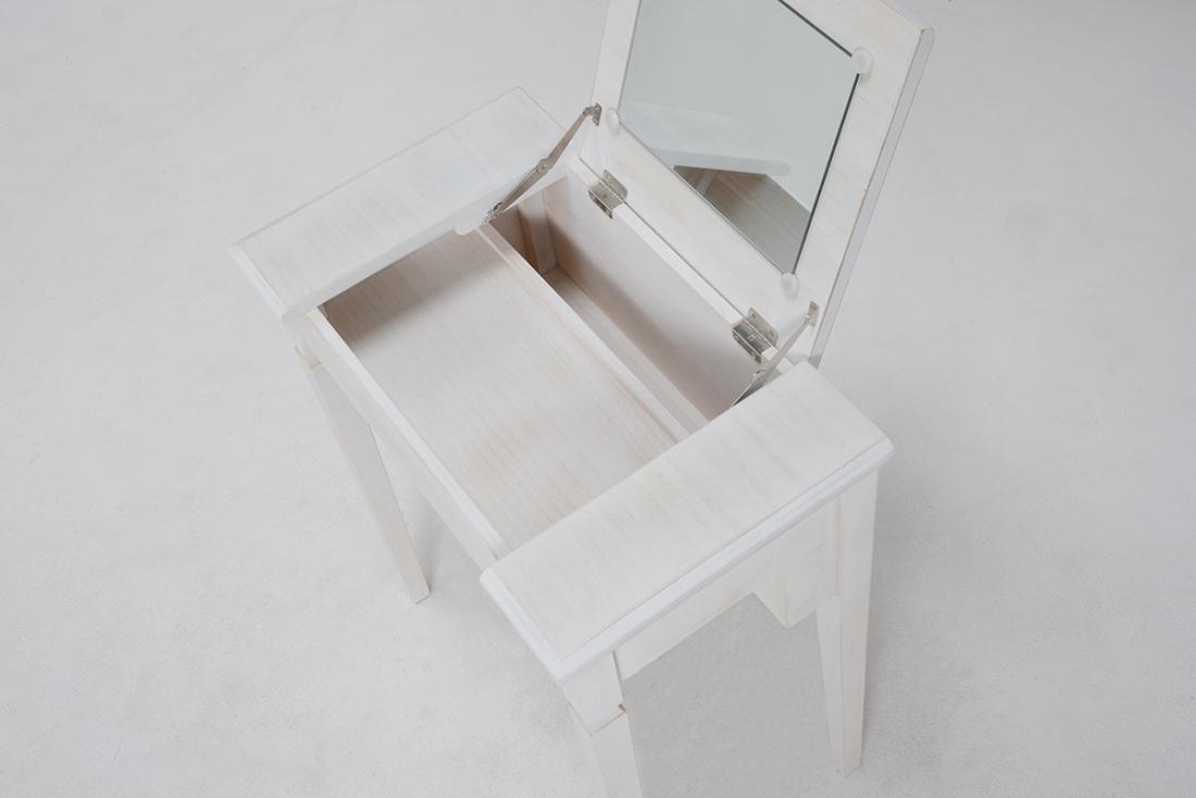 おしゃれ 家具 ドレッサー 化粧台 化粧 テーブル 机