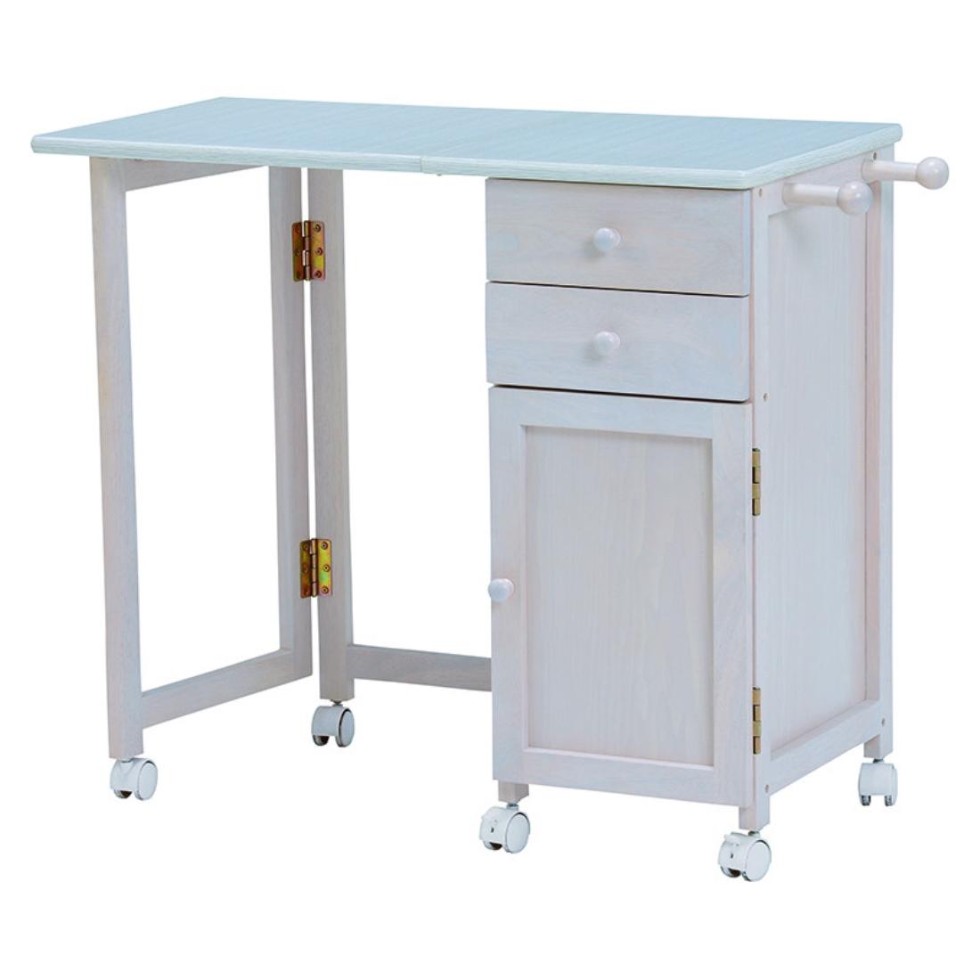 送料無料 オシャレ 家具 折りたたみ デスク テーブル 机 折り畳み 折畳