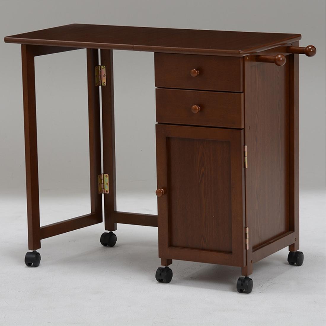 「送料無料」インテリア家具 折りたたみ デスク テーブル 机 折り畳み 折畳