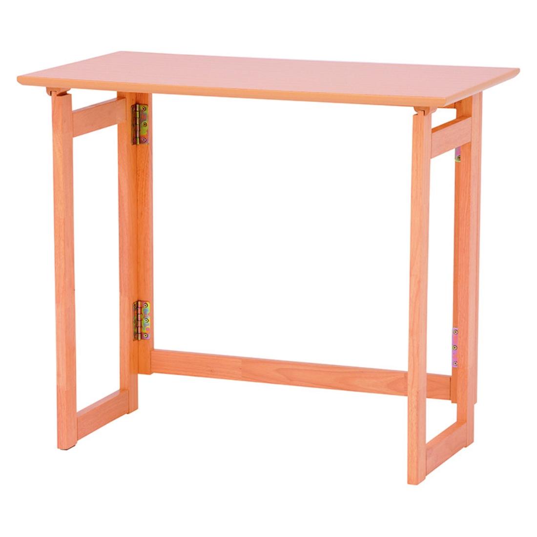 【在庫僅少】 送料無料 オシャレ オシャレ 家具 木製 送料無料 折りたたみ デスク 折り畳み 机 木製 折畳 テーブル, ヒバグン:a7a47c0d --- pazudorach.xyz