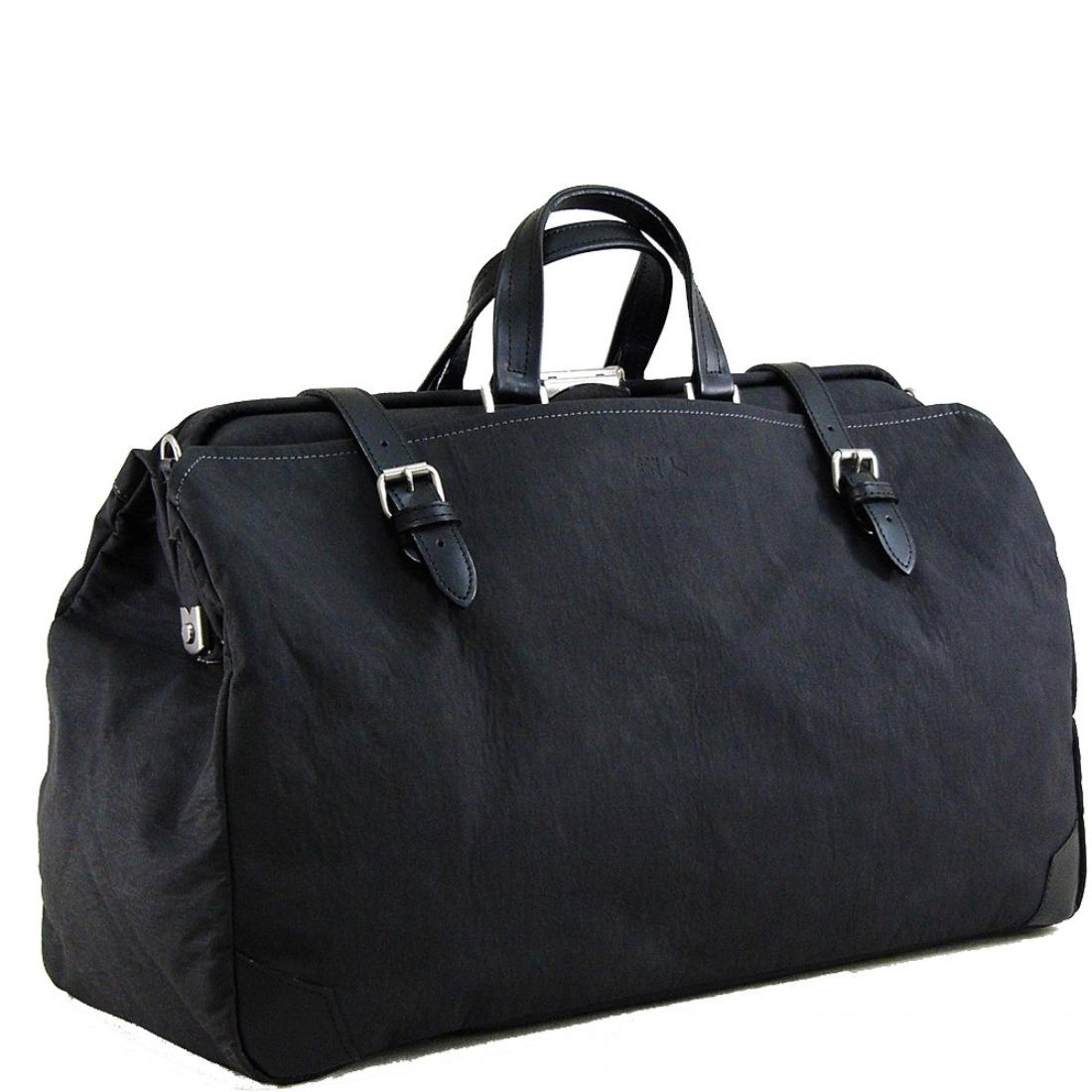 バックスキン調合皮フェイクレザーボストンバッグ ブラック 日本製革 ボストン バッグ 鞄 ドライブ トラベル 旅行 バッグ 本革付属