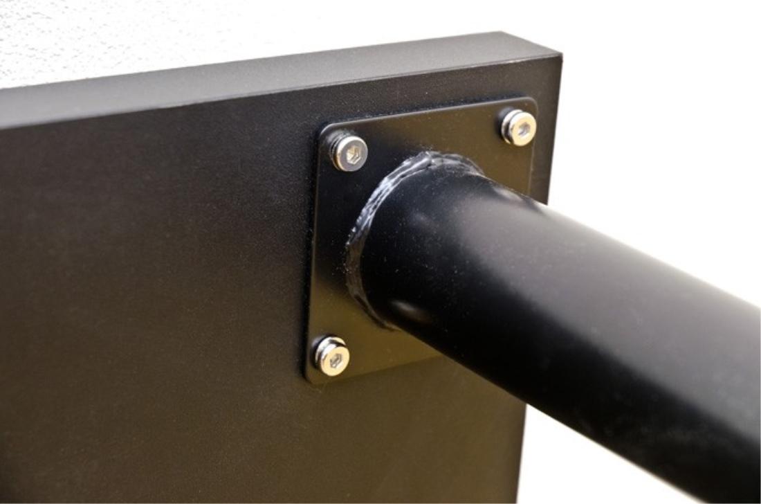 送料無料 オシャレ 家具 机 テーブル フリーバーテーブル 90x45【離島・日時指定不可】