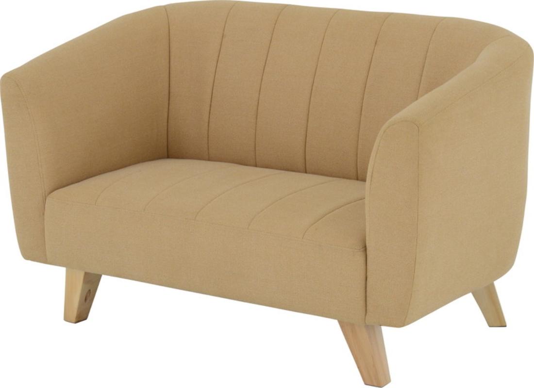 送料無料 オシャレ 家具 完成品 ソファー BELL(ベル)2人掛けソファー(120cm幅・座面高37cm) オシャレ