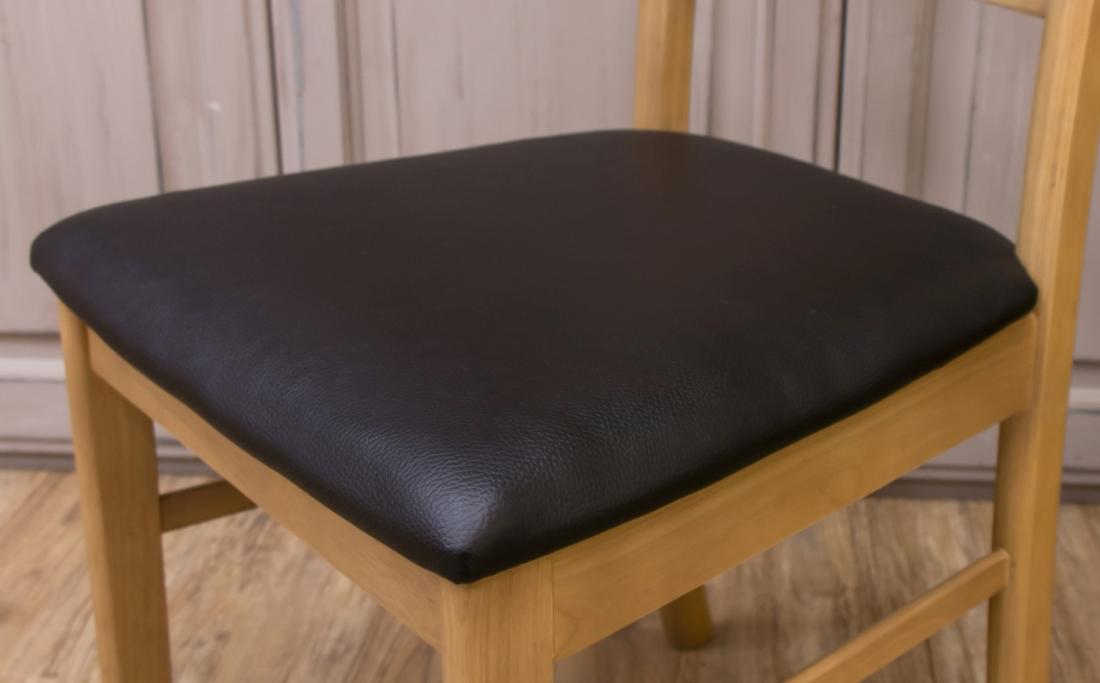 送料無料 オシャレ 家具 チェアー 椅子 【時間指定不可】ダイニングチェアー 2脚セット