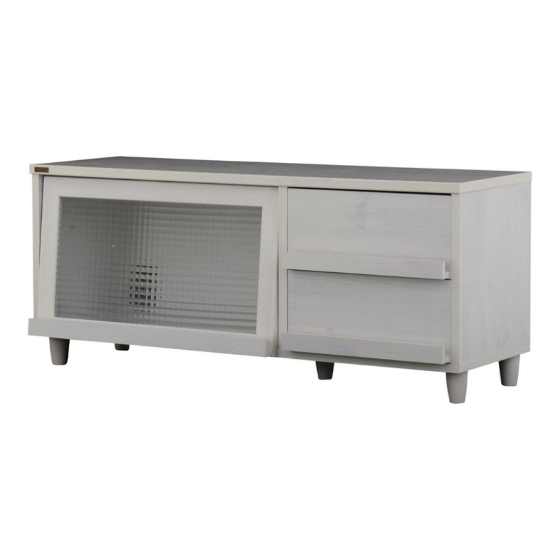 送料無料 オシャレ 家具 テレビ ボード TVボード NEFLAS(ネフラス)テレビ台 ローボード(120cm幅) オシャレ