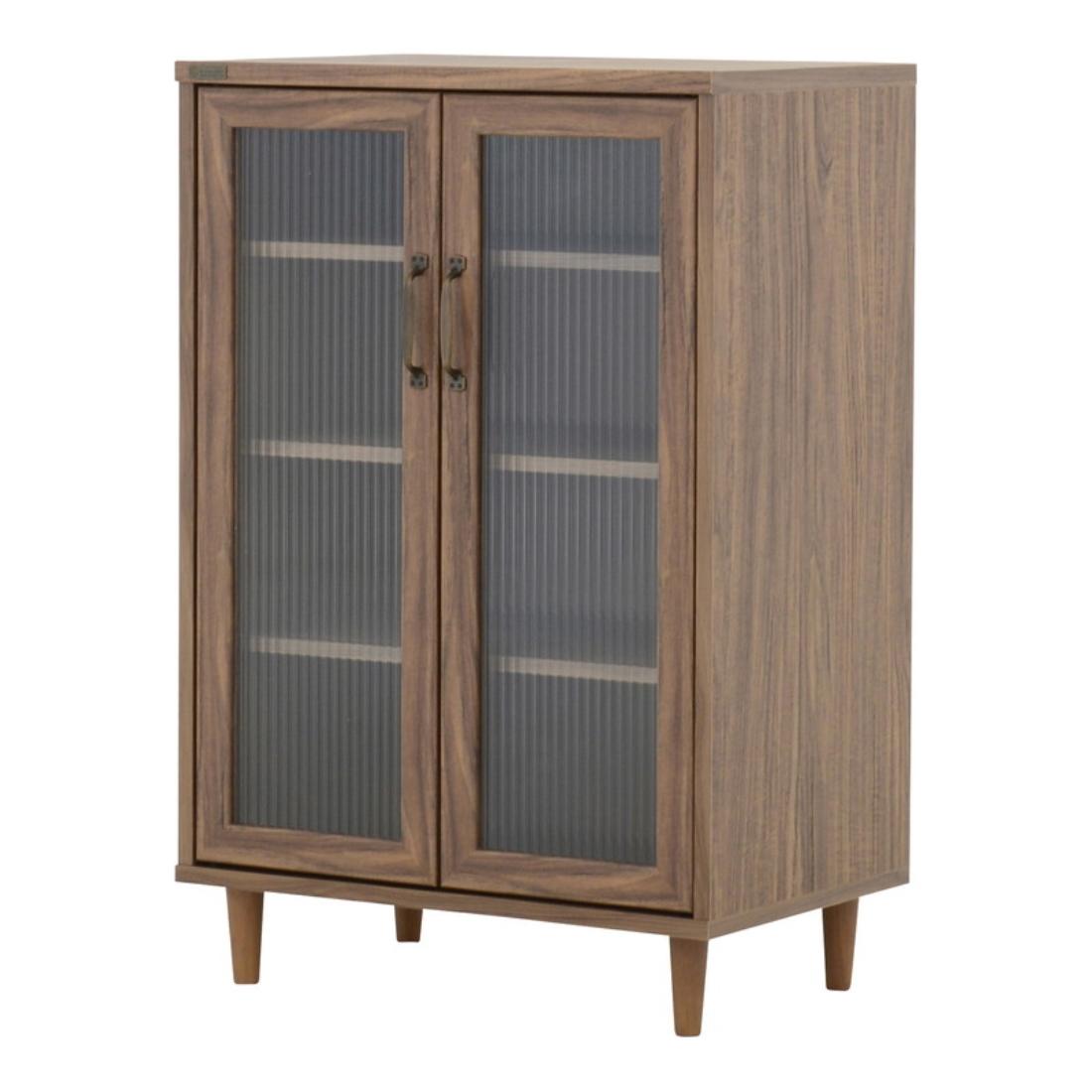 「送料無料」インテリア家具 飾り 収納 棚 POWRY(ポーリー)キャビネット(60cm幅) オシャレ