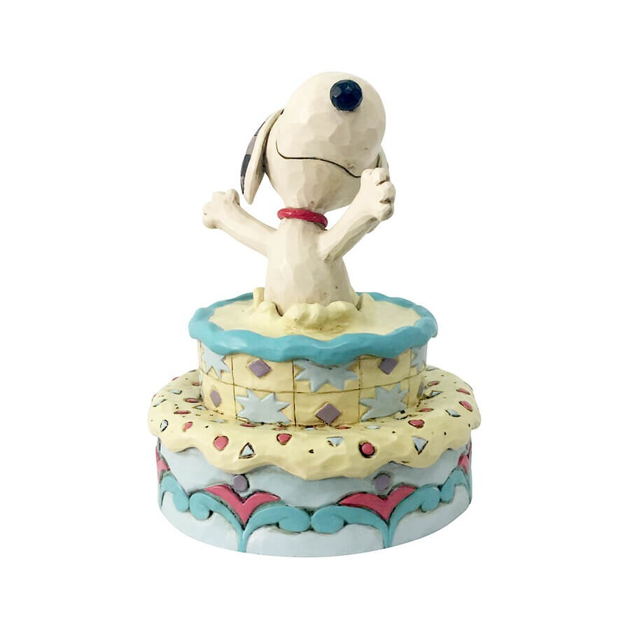 人形 フィギュア スヌーピー サプライズ バースデーケーキおすすめ 送料無料 誕生日 便利雑貨 日用品