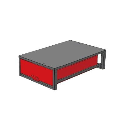 バンキャビネット 幅620×奥950×高265mm SCT-LF01お得 な 送料無料 人気 トレンド 雑貨 おしゃれ