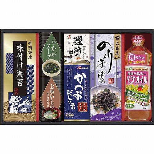 【40%OFF】日清オイリオ&大森屋和食詰合せWS-30
