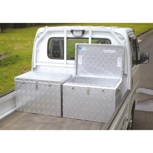 軽 トラ 荷台 ボックス 軽トラ荷台ボックス トラボ 軽トラックの荷台にかんたん着脱可能!