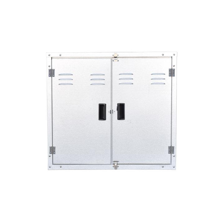 【送料無料】 米保管庫 米収納庫 3俵 30kg/6袋 標準タイプ MRS-6 [米保存 農業資材]