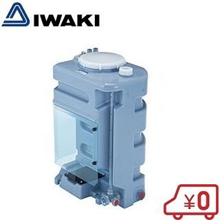 イワキポンプ 定量ポンプ用薬液タンク CT-U50ER-4M 50L