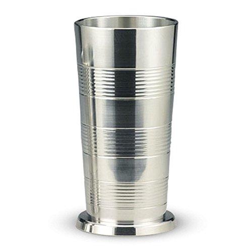 【送料無料】大阪浪華錫器 ビールコップ 〔ビールグラス 酒器〕(小) 16-15-1