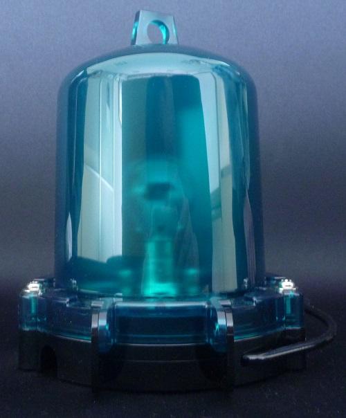 日本船燈 第二種緑灯 JB-BG1 電気用 [小型船灯 小型標識灯 船舶照明 船舶用品 船具]