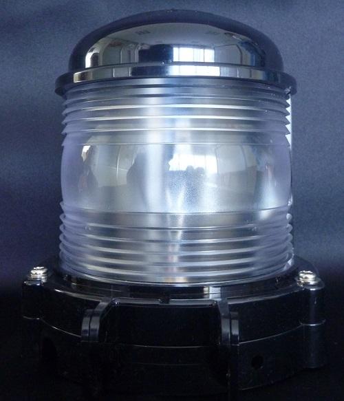 日本船燈 第三種マスト灯 JB-CM1 24V 電気用 [小型船灯 小型標識灯 船舶照明 船舶用品 船具]