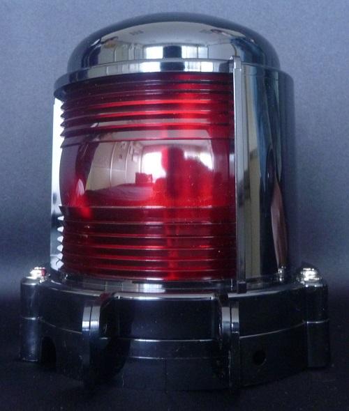 日本船燈 第二種げん灯 JB-BP1 電気用 [小型船灯 小型標識灯 船舶照明 船舶用品 船具]