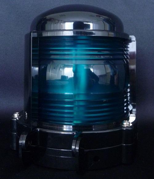 日本船燈 第二種げん灯 JB-BS1 電気用 [小型船灯 小型標識灯 船舶照明 船舶用品 船具]