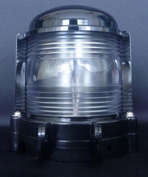 日本船燈 第二種船尾灯 JB-BT1 電気用 [小型船灯 小型標識灯 船舶照明 船舶用品 船具]