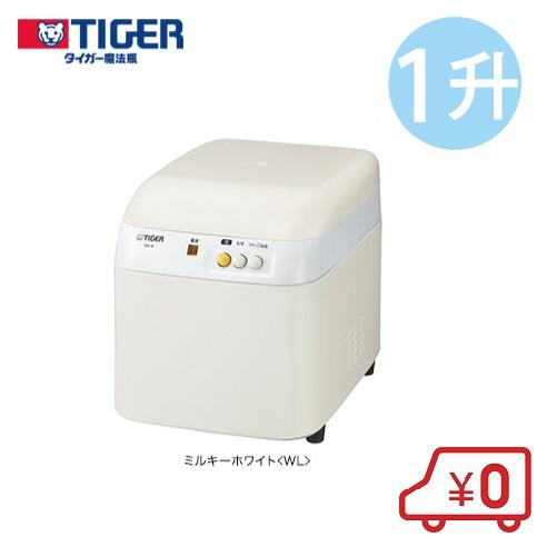 タイガー 餅つき機 1升用 SMJ-B180(WL) 小型 餅つき器 もちつき機 家庭用 卓上