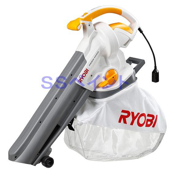新色追加 リョービのブロワバキューム 限定価格セール リョービ RYOBI ブロワバキューム RESV-1020