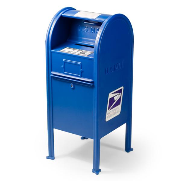 Stab Blue Rakuten Global Market Usps Tyo Toys Mini Drop Box