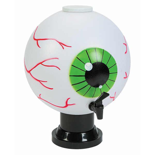 Eyeball beverage dispenser アイボール ビバレッジ ディスペンサー 7.5リットル・ウォータークーラー・アメリカ・ハロウィン・パーティー・ホラーハウス・店舗・飲み物・バー・ビッフェ・眼球・カクテル・パーティー