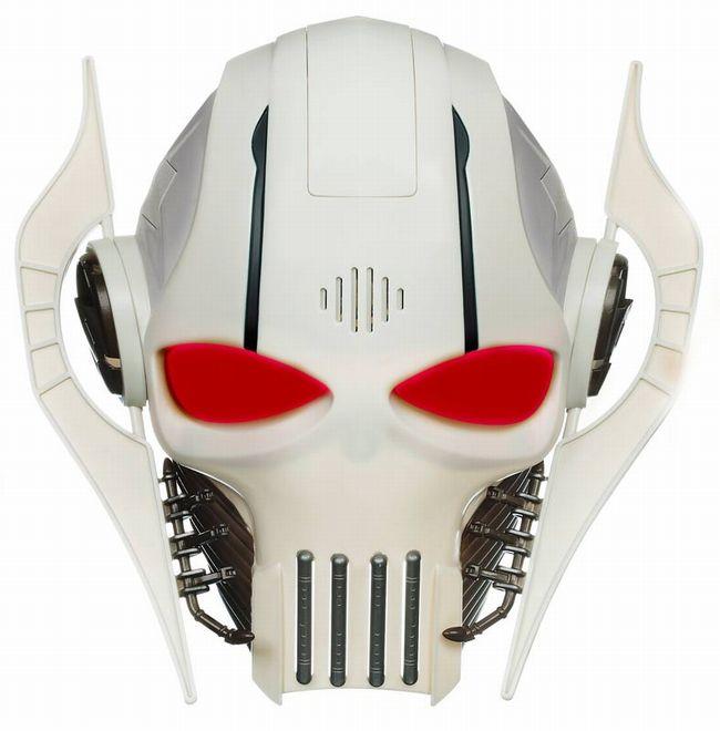 【箱潰れ】STAR WARS Electronic Helmets General Grievous グリーヴァス将軍・スターウォーズ・starwars・トーキングマスク・ハロウィン・仮装・衣装・コスプレ・コスチューム・アメリカ・映画・お面・しゃべるマスク