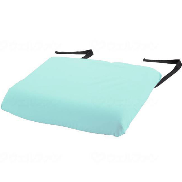 日時指定 防水クッションカバー 迅速な対応で商品をお届け致します デニムタイプ グリーン 1枚 大阪エンゼル