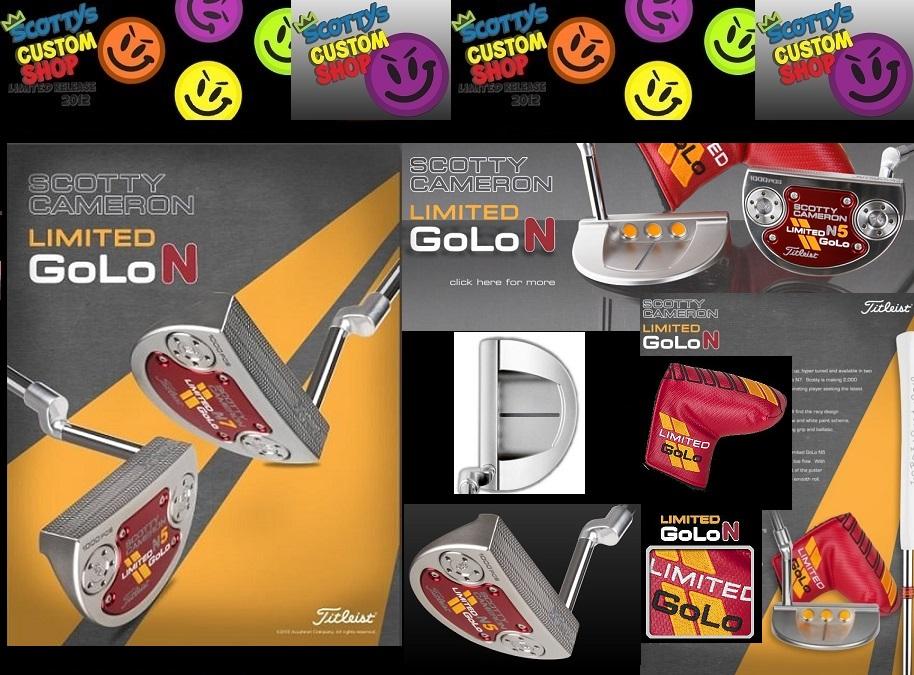 ★送料込キャメロン 2013 Limited Release GoLo N5(SELECT GOLO)未使用保管品 【限定オリジナルモデル】