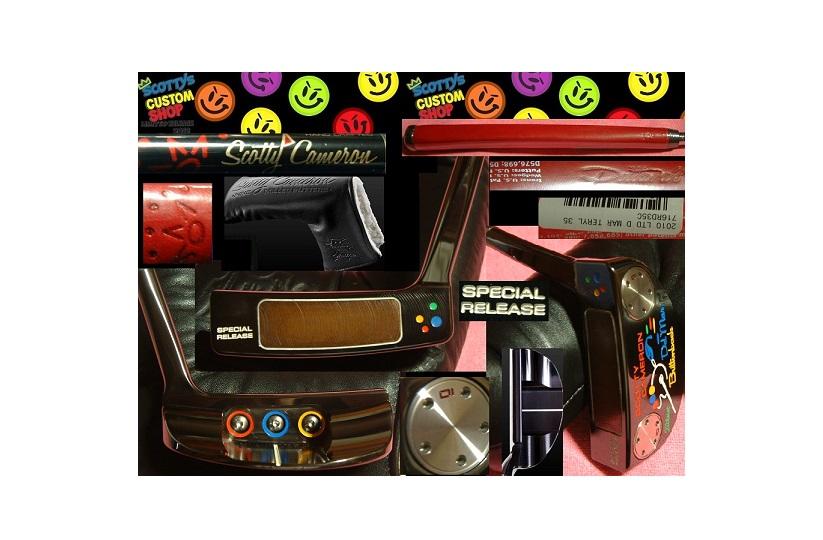 ★送料込キャメロン2010 Button BackDel Mar(デルマー)SPECIAL RELEASE2,010 total worldwide.Limited Edition