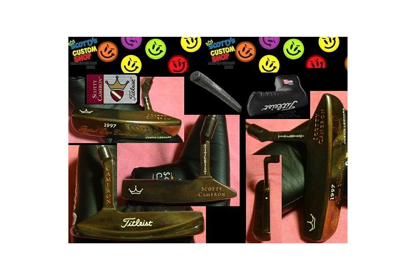 ★送料込キャメロン 1997 PGA (全米プロ)J.レナード コロナド 272pcs限定デッドストック 保管品