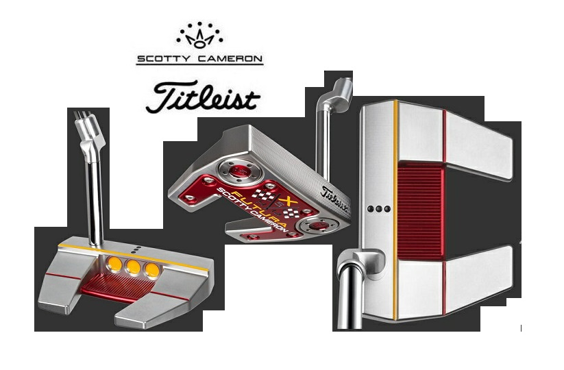★SCOTTY CAMERON2014 Holiday Futura X5 H14ホリデーフューチュラ(Futura X5 PROTOTYPE)未使用保管品