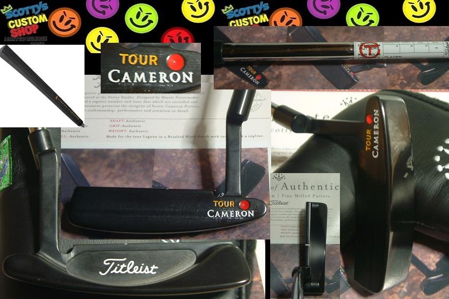 ★送料込★Tour Cameron (キャメロン)TOUR LAGUNABrushed Blackツア-ラグーナ35in D1 スタジオ証明書付