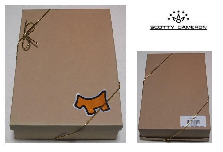 Scotty's Custom ShopScotty CameronBlack 送料無料新品 BeltLEATHER セール商品 GOODSSize.30-32 Leather