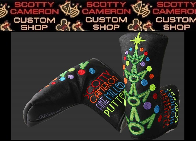 ★代引料込で この価格2013 Release キャメロンHappy HolidaysCustom Shop Limited Release 7 Point Crown Holiday Tree(Leather) 在庫分限り