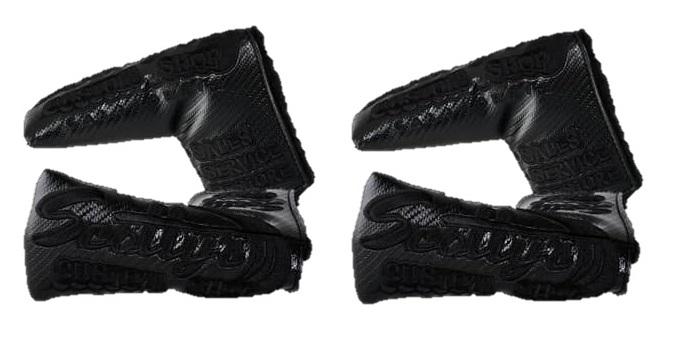 ★在庫限り!キャメロン カスタムショップScotty's Custom Shop2013 Industrial Black WaveTriple Blackパターカバー