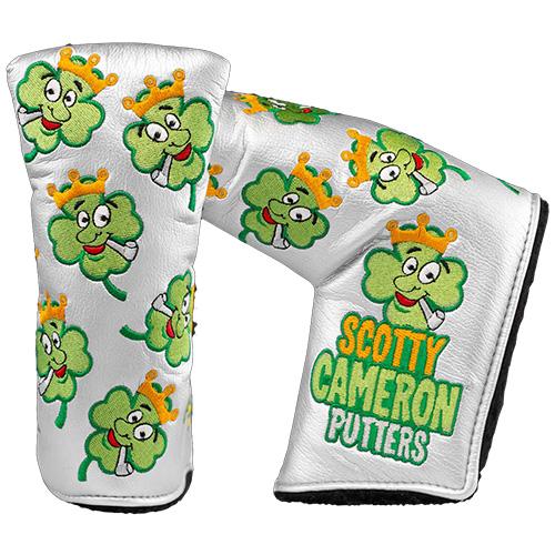 安い 激安 プチプラ 高品質 キャメロン2019 St. Patrick's Day Happy メーカー直売 Lucky 在庫限り パターカバーデッドストック Go