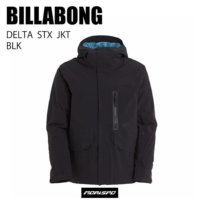 商品レビュー記入でクーポンGET 超定番 BILLABONG ビラボン ウェア BA01M-751 DELTA STX JKT 20-21 スキー ST トラスト ジャケット Sympatex ボード メンズ BLK スノーボード シンパテックス