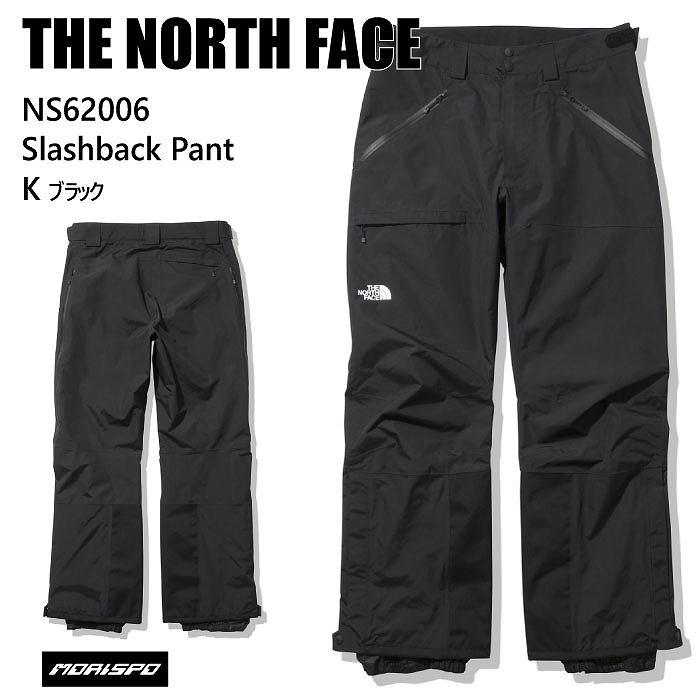 商品レビュー記入でクーポンGET THE NORTH FACE ノースフェイス ウェア NS62006 売れ筋ランキング 新作アイテム毎日更新 SLASHBACK PANT スキー K メンズ 20-21 スノーボード ST パンツ ブラック