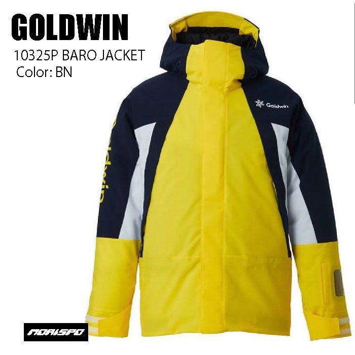 商品レビュー記入でクーポンGET GOLDWIN ゴールドウィン ウェア 安売り G10325P BARO JACKET 新発売 20-21 基礎スキー レディース デモ ジャケット BN ST スキー メンズ