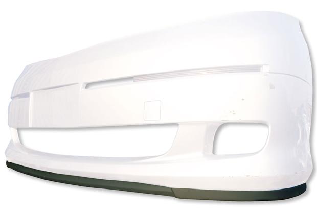 トヨタ アルファード ハイブリッド・ATH10W(H14/5~H20/4)用 セレブリップライナー/エアロフロントリップスポイラー/ステージ21(Stage21)