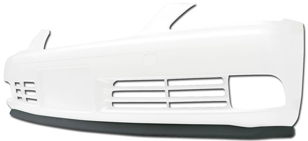 トヨタ クラウン ロイヤル・GRS180/GRS181/GRS182(H15/12~H17/9) 用 セレブリップライナー/エアロフロントリップスポイラー/ステージ21(Stage21)