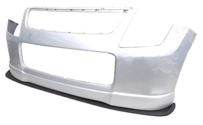 スズキ ワゴンR セレブリップライナー/エアロフロントリップスポイラー・ MH23S・FXリミテッド/FX-Sリミテッド/FXリミテッド2(H20/9~H24/8)ステージ21(Stage21)