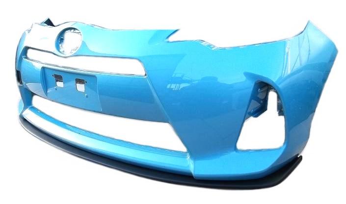 トヨタ アクア セレブリップライナー/エアロフロントリップスポイラー・ NHP10・G/L/S(H23/12~H26/11)ステージ21(Stage21)