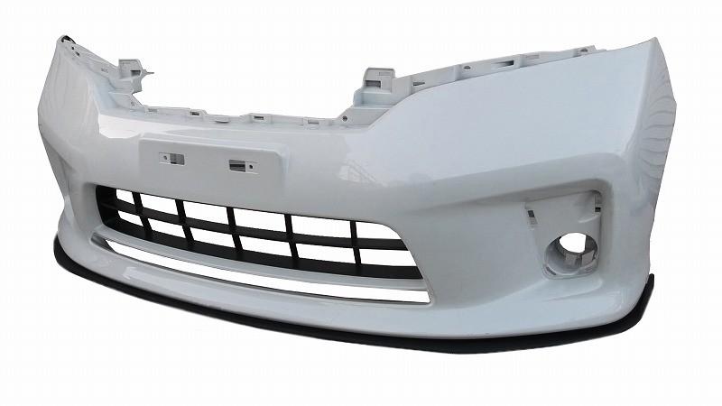 日産 セレナ・FC26/FNC26/HFC26・ハイウェイスター(H22/11~H25/11) 用 セレブリップライナー/エアロフロントリップスポイラー/ステージ21(Stage21)