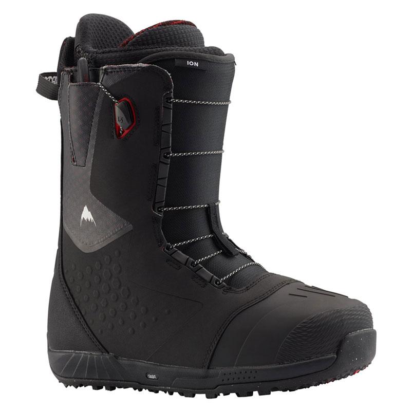 19-20モデル【BURTON】バートン【Men's Ion Wide】Black/Red【ワイドフィット】ブーツ【スピードゾーン】SNOWBOARD【スノーボード】正規品【保証書付】メンズ【BOOTS】Speedzone【送料無料】