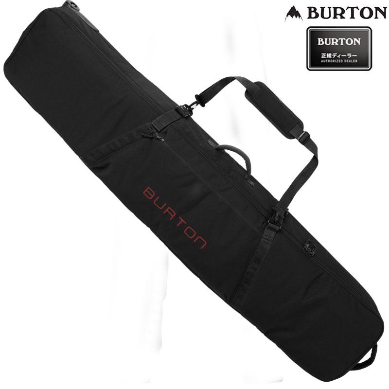 【10%OFF】18-19モデル【BURTON】バートン【Wheelie Gig Board Bag】True Black 156cm【SNOWBOARD】スノーボード【ボードバッグ】ボードケース【正規品】送料無料