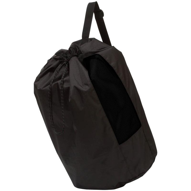 BURTON バートン 正規品 JPN Laundry Boston 高い素材 Bag True 鞄 Black ランドリーバッグ SNOWBOARD パッカブル 折り畳み 代引き不可 スノーボード