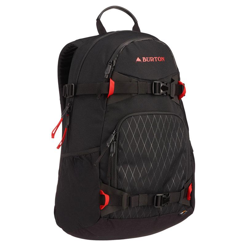 19-20【BURTON】バートン【Burton Rider's 25L Backpack】Black Cordura【鞄】バックパック【SNOWBOARD】スノーボード【正規品】リュック【送料無料】